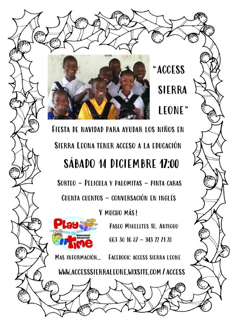 ACCESS SIERRA LEONE